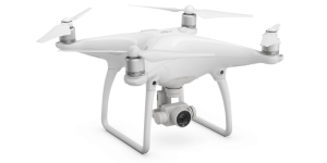 phantom 4 side