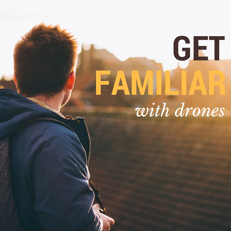 Get familiar with drones - drone buying guide